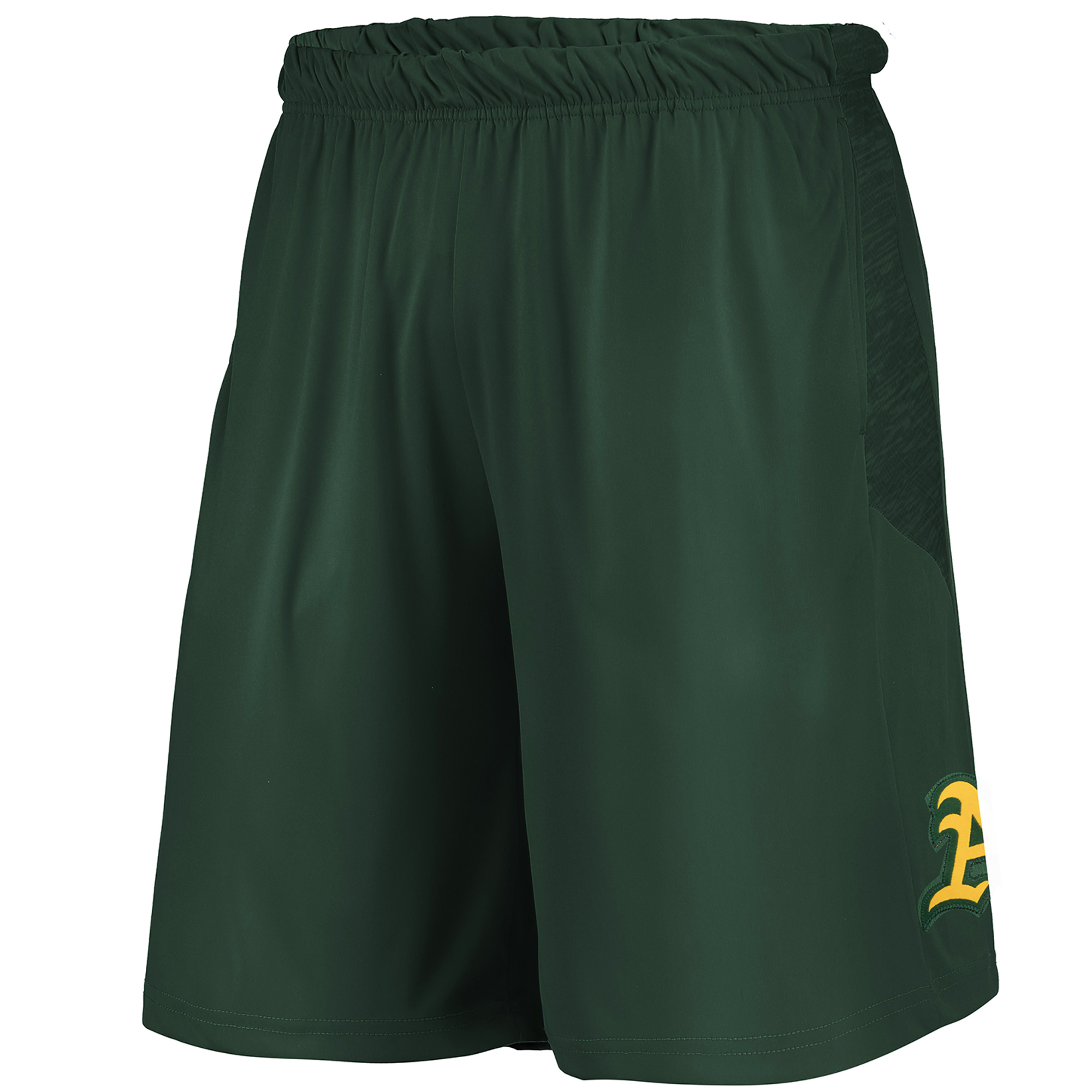 Oakland Athletics Youth Caught Looking Shorts - Green