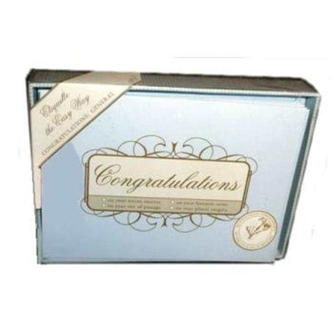 Bulk Buys Pack of 12 Congratulations Hospitality Cards - Case of 72