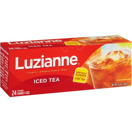 Luzianne® Iced Tea 24 ct. Bag. - Tea Bag Costume