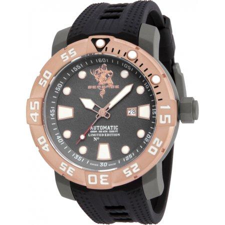 Invicta Mens SEA BASE Limit of 99pcs Swiss Made ETA 2824 Automatic Titanium Poly Watch 14240 (Invicta Titanium)