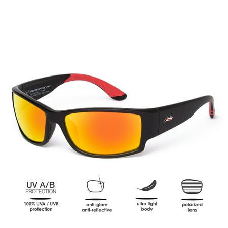 00dd617cb5 Renegade - Ike Polar Sun-Full Sunglasses - Walmart.com