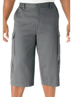 "Kingsize Men's Big & Tall 17"" Cargo Shorts"