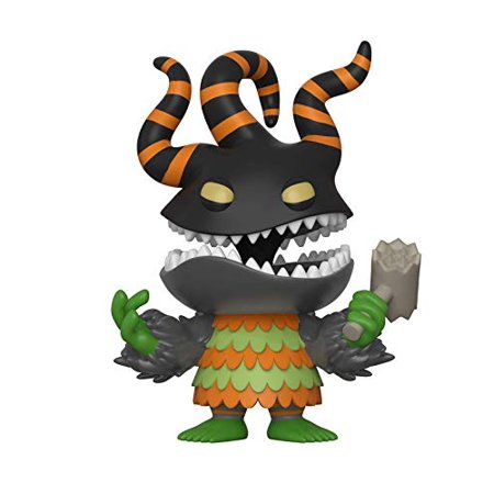 Funko Pop Disney: Nightmare Before Christmas - Harlequin Demon Collectible Figure, Multicolor - image 1 of 1