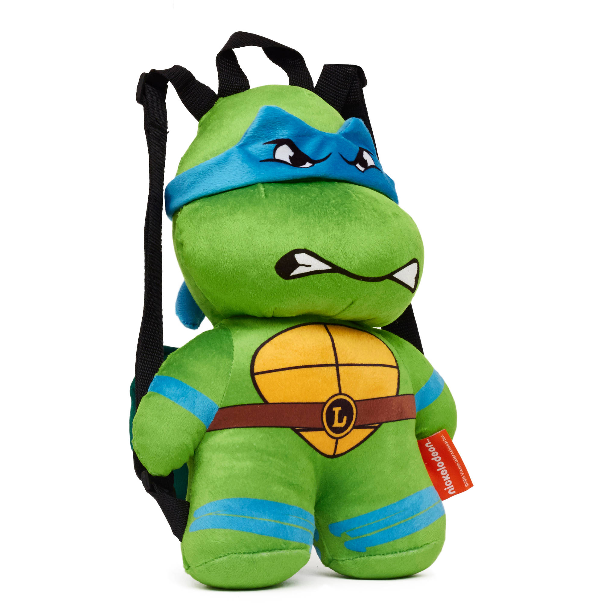 "Teenage Mutant Ninja Turtles ""Leonardo"" Plush Backpack"