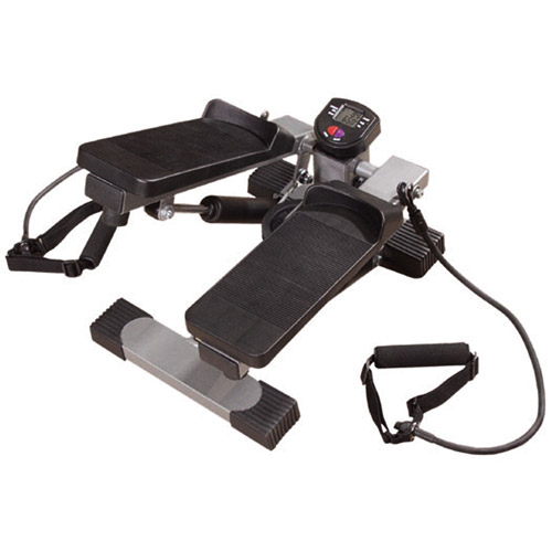 Gold's Gym Mini Stepper with Resistance Tubes