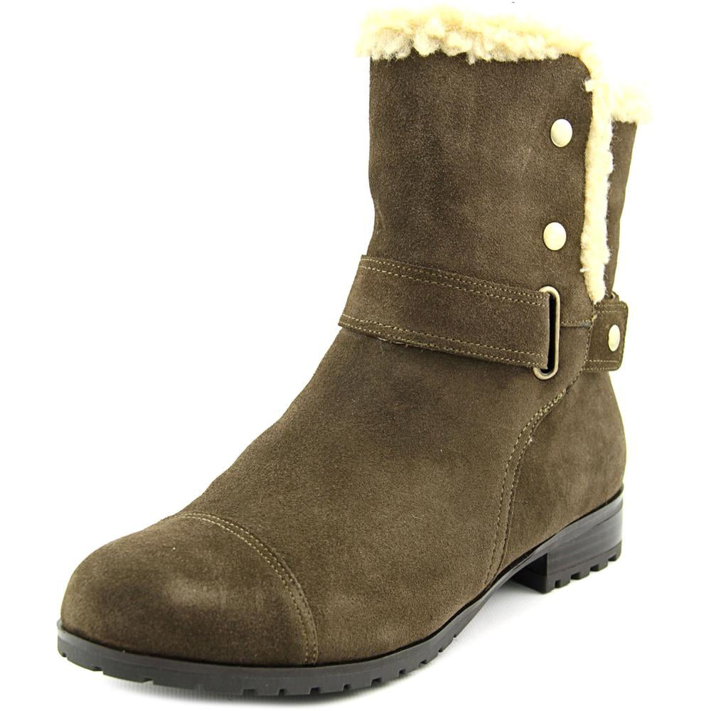 Giani Bernini Lotii Women Round Toe Suede Winter Boot by Winter Boots