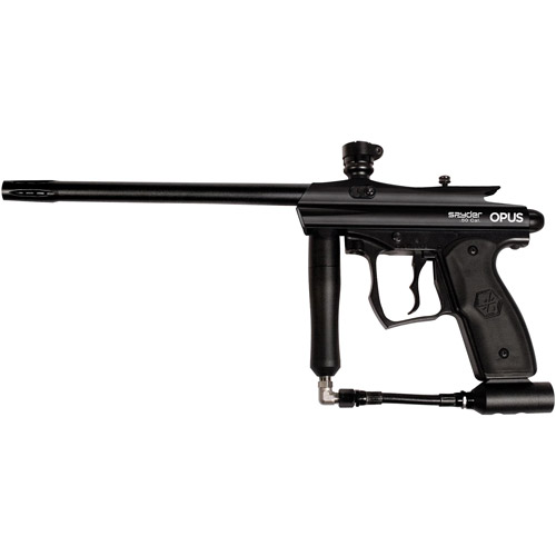 Spyder .50 Caliber Opus Semi-Automatic Paintball Marker