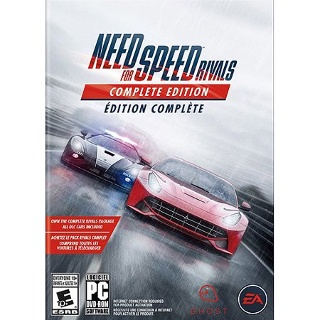 Need For Speed Rivals Complete Edition  Pc