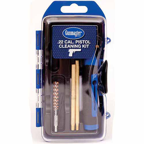 DAC Technologies GunMaster 22 Caliber 14-Piece Pistol Cleaning Kit