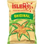 El Isleno Plantain Chips, 3.5 oz Bag