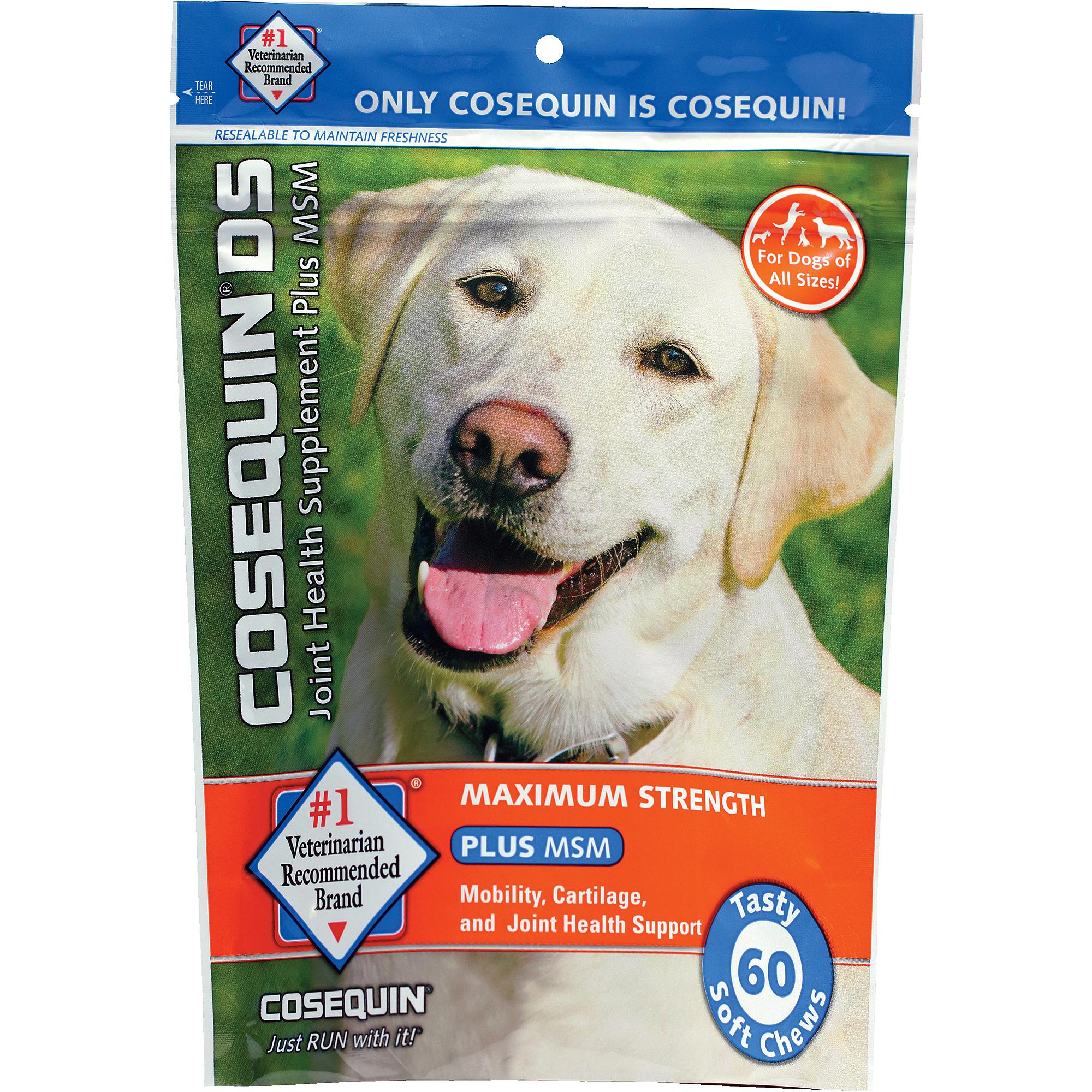 Cosequin Soft Dog Chews, 60 pk