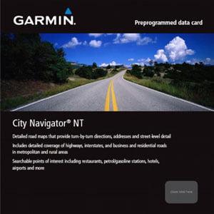 Garmin City Navigator NT Italy & Greece  City Navigator NT Italy & Greece Preprogrammed Microsd Card