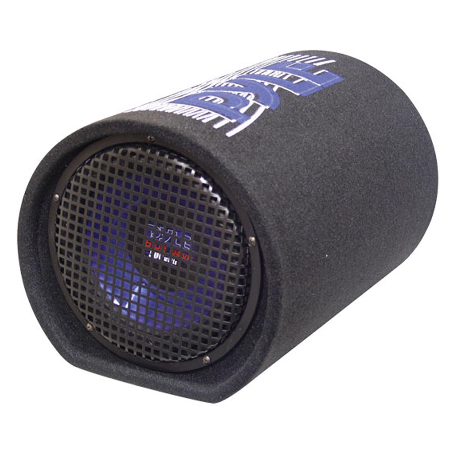 "Pyle 8"" 400 Watt Carpeted Subwoofer Tube Enclosure System"