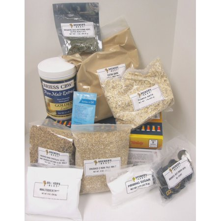 Brewer's Best Oatmeal Stout Style Ingredient Kit