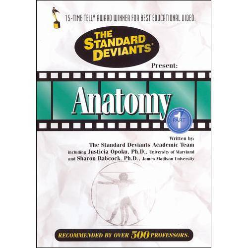 The Standard Deviants: Anatomy, Vol. 1