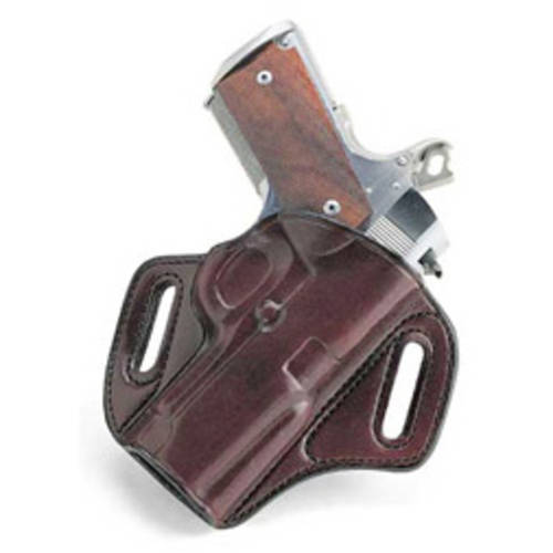 """Galco Concealable Belt Holster, Fits Sig P228, P229 with 3.75"""" Barrel, Right Hand, Havana Leather by Galco"""