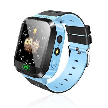Smart Watch Kids Wristwatch Touch Screen Anti-Lost Smartwatch Baby Watch With Remote