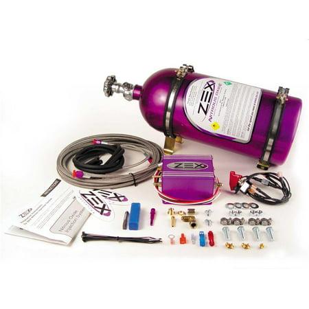 Zex Nitrous Oxide Systems 82014 EFI Dry Nitrous System (Zex Dry Nitrous Kit)
