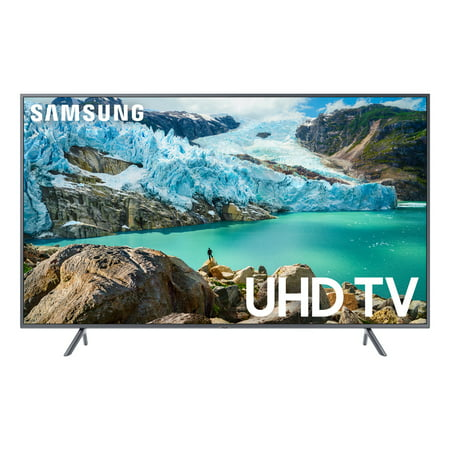 SAMSUNG 55u0022 Class 4K Ultra HD (2160P) HDR Smart LED TV UN55RU7200 (2019 Model)