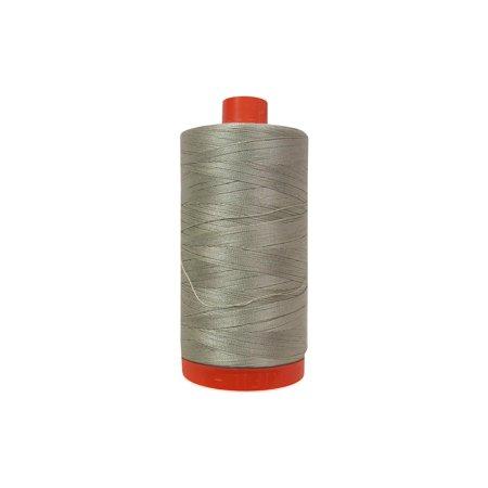 Aurifil 50Wt Cotton 1,422Yd-Light Grey - image 1 of 1