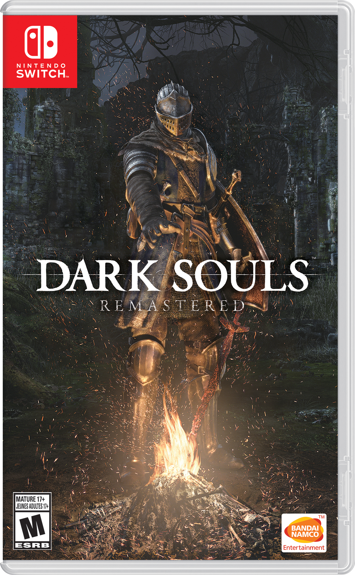 Dark Souls: Remastered for Nintendo Switch by Nintendo