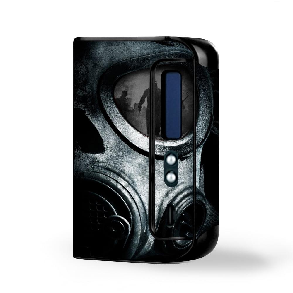 Skins Decals for Smok Osub King 220W Vape   Gas Mask War Apocolypse by Itsaskin