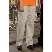 4102-6602 Grunge Cargo Chef Pant in Stone - Small
