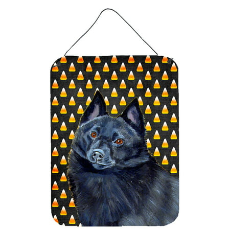 Schipperke Candy Corn Halloween Portrait Wall or Door Hanging Prints - Jcpenney Halloween Portraits