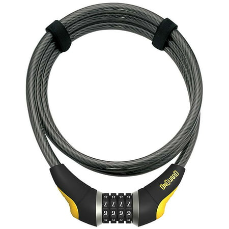 OnGuard Akita Resettable Combo Cable