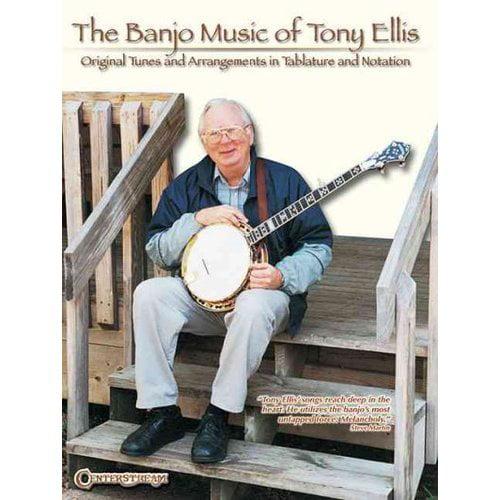 Banjo Music of Tony Ellis by