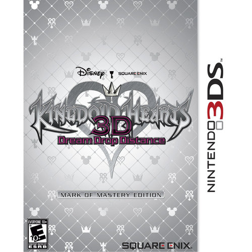 Kingdom Hearts 3D Dream Drop Distance - Collector's Edition - Nintendo 3DS