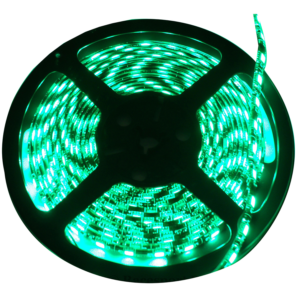 Street Vision SV35283MG 9 Ft (3M) 3528 Led Solid Color Strip/Green*Each*