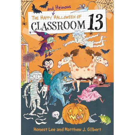 Halloween Classroom Worksheets (The Happy and Heinous Halloween of Classroom 13 -)