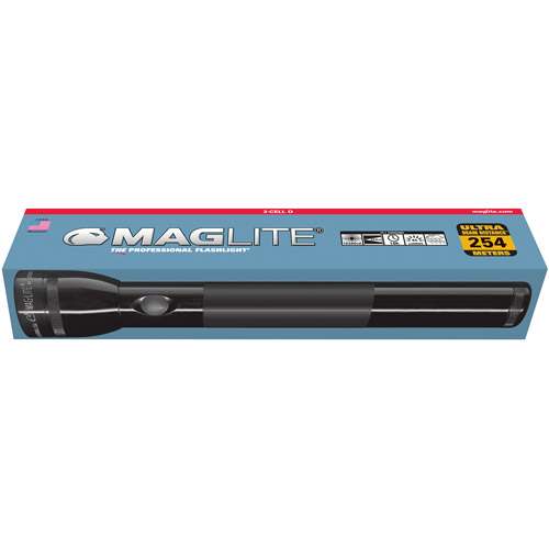 MAG Instrument Maglite 3D-Cell Heavy Duty Flashlight