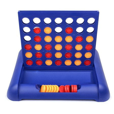 Magicfly Connect 4 in A Row Game,Puzzle Board Games for Kids Adults,Birthday Holiday Gifts and Fun Toys](Fun Youth Group Games For Halloween)