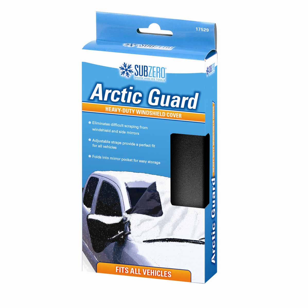 Subzero Heavy-Duty Windshield Cover