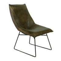 CDI International Furniture Nevis Lana Leather Dining Chair