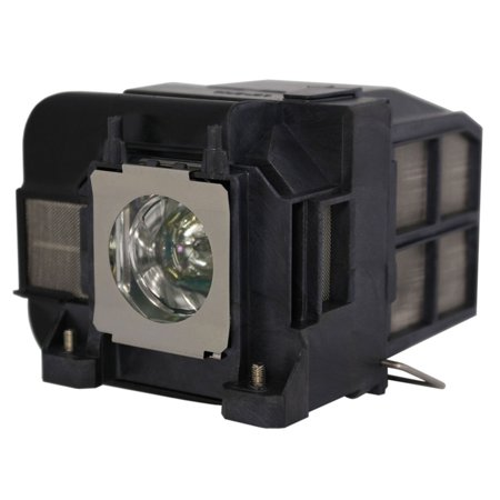 Lampe de rechange Ushio originale avec bo�tier pour Projecteur Epson ELPLP75 - image 5 de 5
