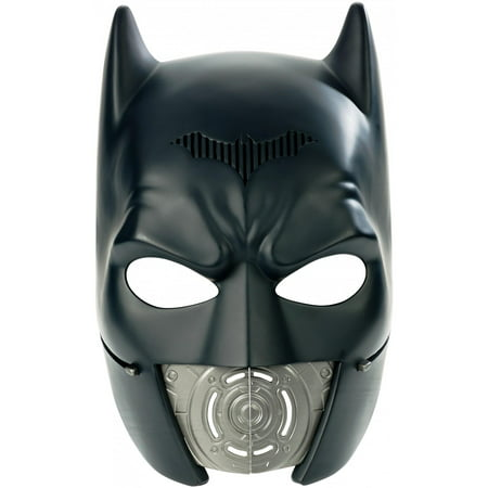 DC Comics Batman Missions Batman Voice Changer Helmet - Mask With Voice Changer