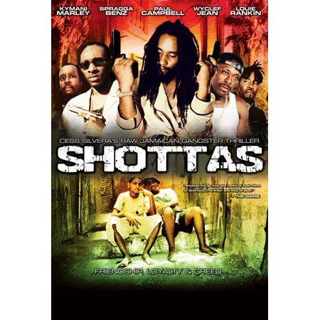 Shottas POSTER Movie Mini (Framed Mini Poster)