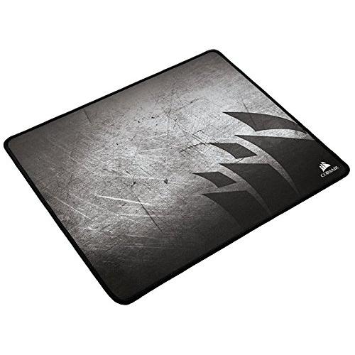 "Corsair Mm300 Anti-fray Cloth Mouse Mat - Small Edition - Textile-weaved - 0.1"" X 10.1"" X 8.3"" Dimension - Cloth, Rubber Base - Fray Resistant, Slip Resistant (ch-9000105-ww)"