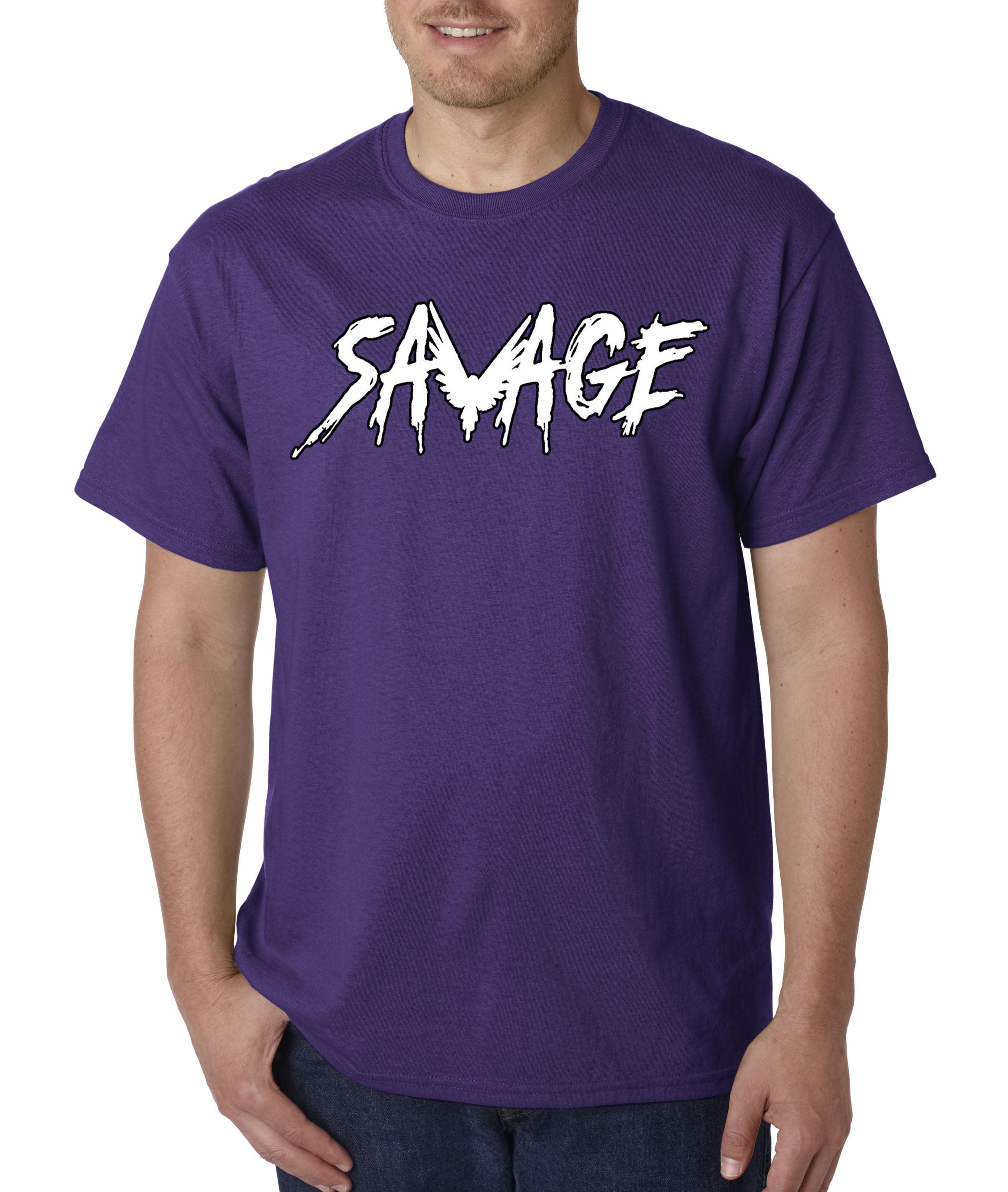 afb0a65e94155 New Way - New Way 788 - Unisex T-Shirt Savage Maverick Logang Logan ...
