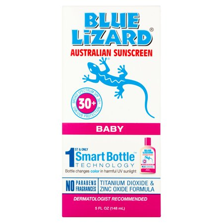 Blue Lizard Baby Australian Sunscreen Broad Spectrum  Spf 30   5 Fl Oz