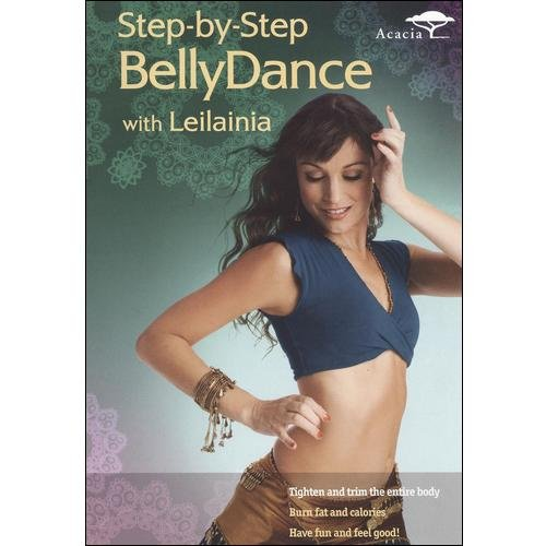 Step-By-Step Bellydance With Leilainia (Widescreen)