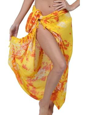 910b34ceae Product Image Ingear Print Sarong Beachwear Wrap Skirt Summer Pareo  Handmade Swimsuit Cover Up