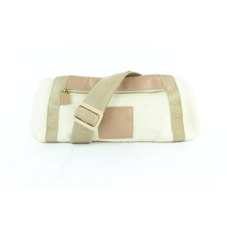 d5d2e94ce CHANEL - Waist Pouch Fanny Pack Belt 16cz1130 Beige Canvas Cross ...