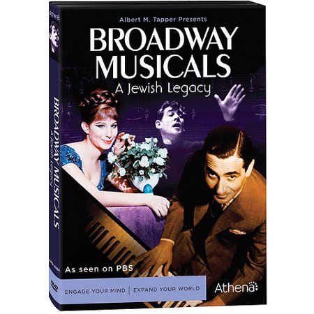 Broadway Musicals  A Jewish Legacy  Widescreen