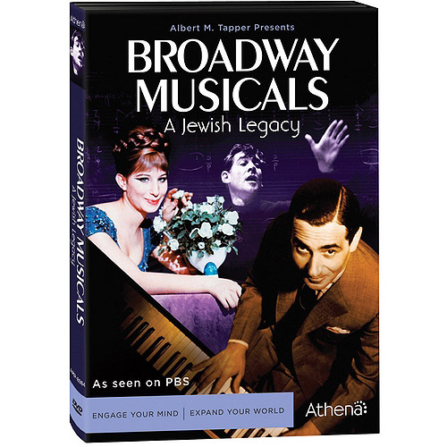 Broadway Musicals: A Jewish Legacy (Widescreen)