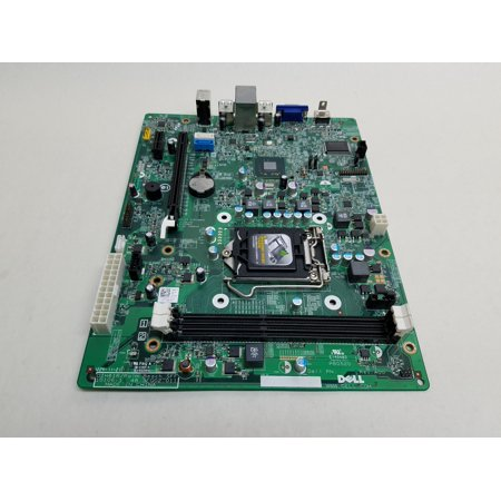 - Refurbished Dell F6X5P Optiplex 390 SFF LGA 1155/Socket H2 DDR3 SDRAM Desktop Motherboard