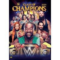 WWE: Clash Of Champions 2019 (DVD)